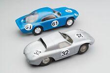 Circuit 24 LeVrai 7x4 Numéros autocollants repros Porsche 718 & René Bonnet Djet