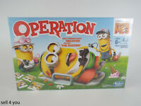 Despicable Me 3 Operation Game Kids Toys - Brand New & Sealed