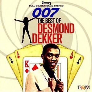 Desmond Dekker - 007: The Best of Desmond Dekker [New CD] UK - Import