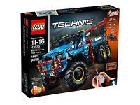 LEGO® Technic - 42070 Allrad-Abschleppwagen - NEU & OVP BLITZVERSAND + Gechenk!