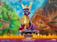 First 4 Figures Activision Spyro the Dragon PVC Statue Spyro 20cm