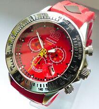 INSIGNUM LINOS Limited Chronograph WR100 Herren Armbanduhr