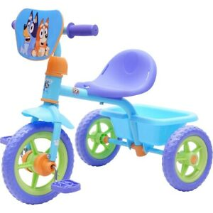 NEW Bluey First Trike with Bucket Steel Frame Christmas Birthday Gift