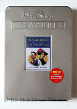 Walt Disney Treasures Elfego Baca & The Swamp Fox Classic Disney Television DVD