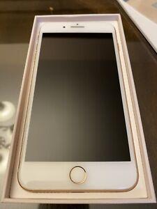 Apple iPhone 8 Plus UNLOCKED T-Mobile 64GB Rose Gold Excellent Read Description