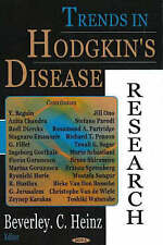 Nuevo, las tendencias en investigación de la enfermedad de Hodgkin, Beverley C. Heinz, Libro