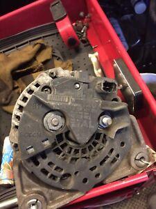 Vauxhall astra zafira vectra 1.8 alternator