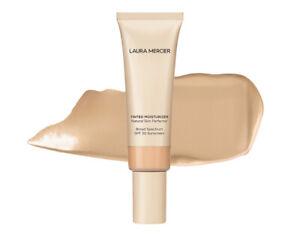 $47. LAURA MERCIER Tinted Moisturizer Skin Perfector w/SPF 30 * 3W1 Bisque * NIB