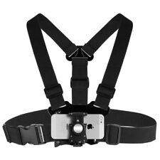 Phone Chest Strap/Holder - Mobile action camera