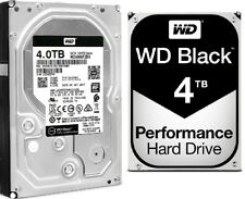 Western Digital 4TB BLACK Performance Hard Drive WD 6 Gbs 256mb WD4005FZBX Gen 4