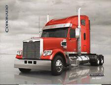 "Freightliner ""CORONADO"" Truck Lorry Brochure Leaflet"
