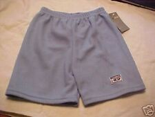NEW boys REEBOK light blue athletic shorts 6 NWT