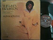 "12 "" Thelma Houston Sunshower VG Ps Dunhill Rare Soul Ds 50054 Stéréo"