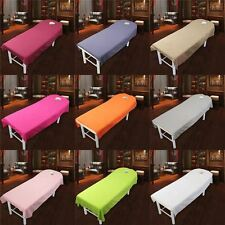Beauty Massage Elastic Bed Table Cover Salon Spa Couch Sheet Bedding Muti-size