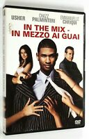 DVD IN THE MIX IN MEZZO AI GUAI 2005 Commedia Usher Kevin Hart
