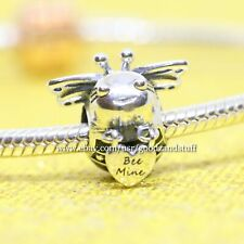 Bee Mine Authentic Pandora Sterling Silver Charm 798789C01