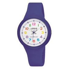 NB Lorus Childrens Resin Strap Watch RRX45EX9-LNP