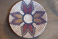 antique HOPI indian basket-old fine condition