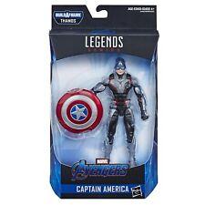 Marvel Legends Series Captain America Figure Avenger Engame Thanos