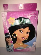 Disney Princess Jasmine Child Wig Dress Up New in Box Fast Free Shipping
