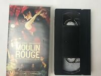 Moulin Rouge - VHS