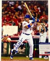 ADRIAN GONZALEZ Autograph DODGERS Signed 11x14 Photo PSA/DNA ITP Witness COA (d)