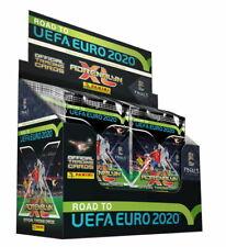 PANINI ADRENALYN XL ROAD TO UEFA EURO 2020  Full box - 50 x Booster Box