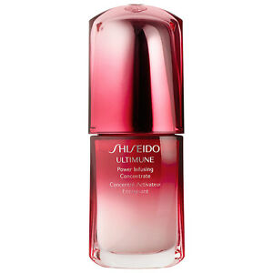 SHISEIDO  Ultimune Power Infusing Concentrate Serum 1.7fl.oz/50ml New with bag