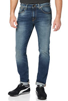 Selected Homme Herren Slim Fit Stretch Jeans Hose | Leon 1428 | W29 L32