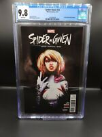 SPIDER-GWEN #24 CGC 9.8 First Print - 1st Appearance of GWENOM!