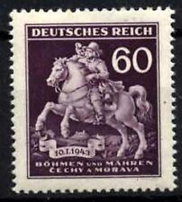 13249 Bohemia and Moravia 1943 Stamp Day  MNH