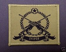Singapore army sniper badge airborne special forces commando para wing badge sof