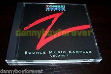 Source Music Sampler Volume 1 Promo CD Spice E-40 Krs-One B-Legit Nuttin Nyce