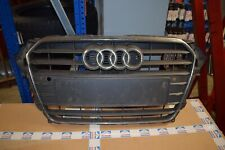 Audi A4 B8 facelift Grille black editiom front bumper grill 8K0807233G