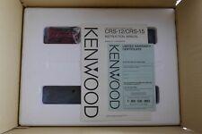 Kenwood Center and Rear Speaker System CRS-15
