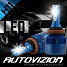 AUTOVIZION LED HID Headlight Conversion kit H11 6000K for 2007-2010 Kia Magentis