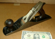 New ListingVintage Stanley Bailey Usa Wood Plane No.5 Old Woodworking Tool,Sharp,Long Blade
