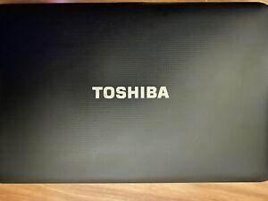 Office Laptops Toshiba Satellite Pro C850 and HP Pavilion dm1 Notebook