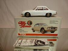 TOGI ALFA ROMEO 2600 SPRINT COUPE 1965 - OFF WHITE 1:23 - EXCELLENT IN BOX