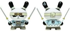 Kidrobot HUCK GEE Gold Life Dunny Ornery Panda Shimengumi 2/16 Sword Vinyl