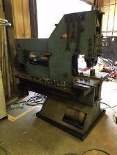 Davis 50 Ton Ironworker