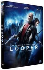 Looper Lenticular Magnet Steelbook (Blu-ray, France Import) NEW