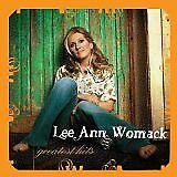 WOMACK Lee Ann - Greatest hits - CD Album