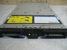 IBM BLADE SERVER HS22 7870 (2) X5570 QC 2.93GHZ 12GB RAM