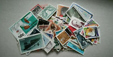 160 Different used South Africa stamps.