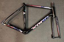 2017 Kona Super Jake Carbon Frame & Fork 56cm Cyclocross / Gravel CX Disc Custom