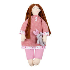 Girl With A Bunny Doll Kit Miadolla Handmade Collection D-0109