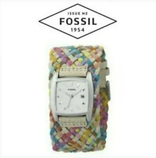 Fossil Vintage Leather Watch