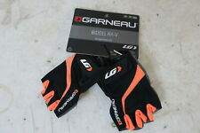 Louis Garneau Men's Biogel Rx-v Cycling Gloves XS Orange Fluo Retail $21.99
