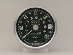 Speedometer 120MPH Jaeger Brand Fits Sunbeam Alpine  SN6117/11